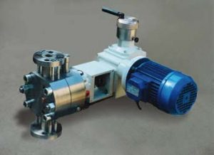 Metering Pump Met1 Sabi Pompe Application