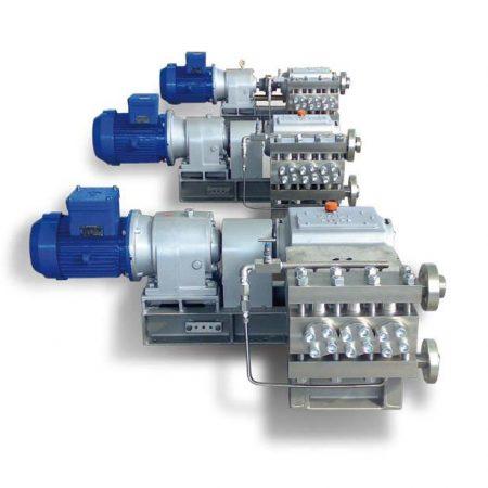 Reciprocating Pump STP Sabi Pompe